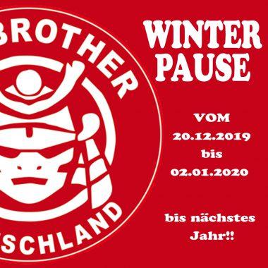 Top Brother Deutschland geht in die Winterpause