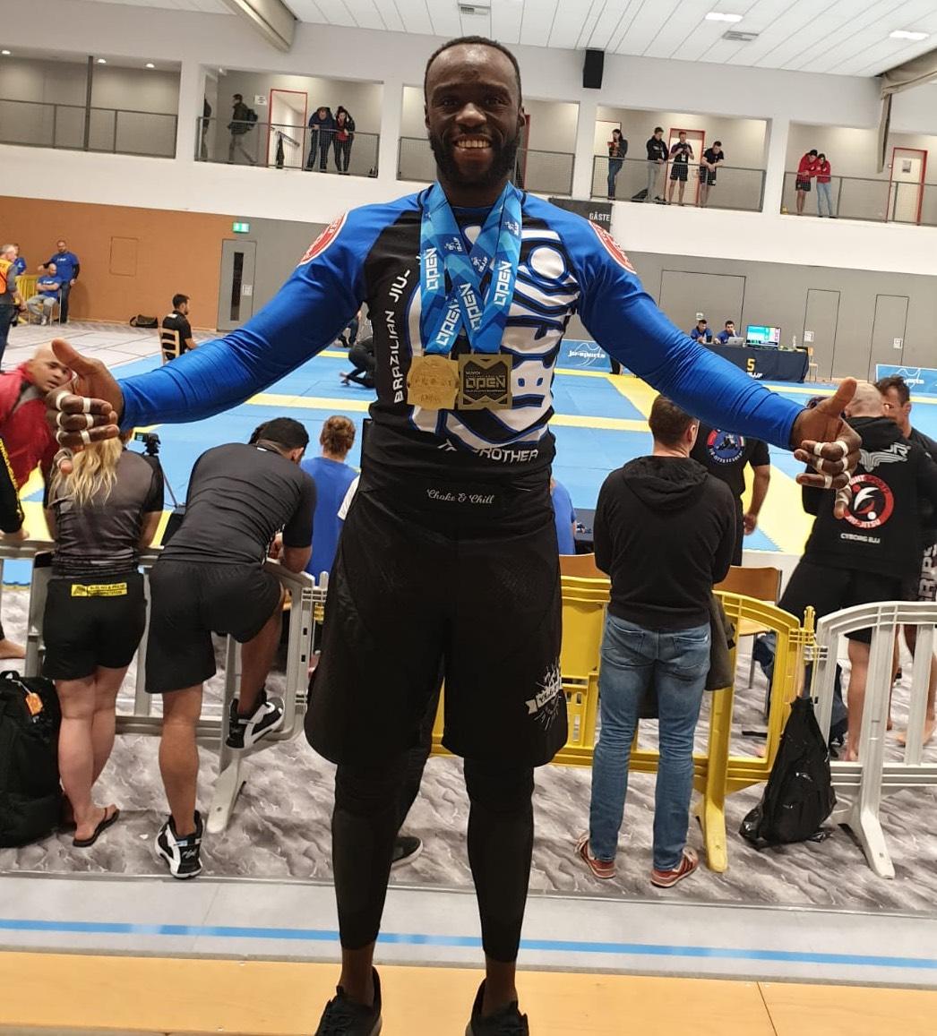BJJ Medallien in München – Top Brother Deutschland Athleten kämpfen sich auf's Treppchen