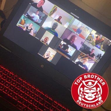 BJJ virtuell – wir bleiben beim Training zu Hause!