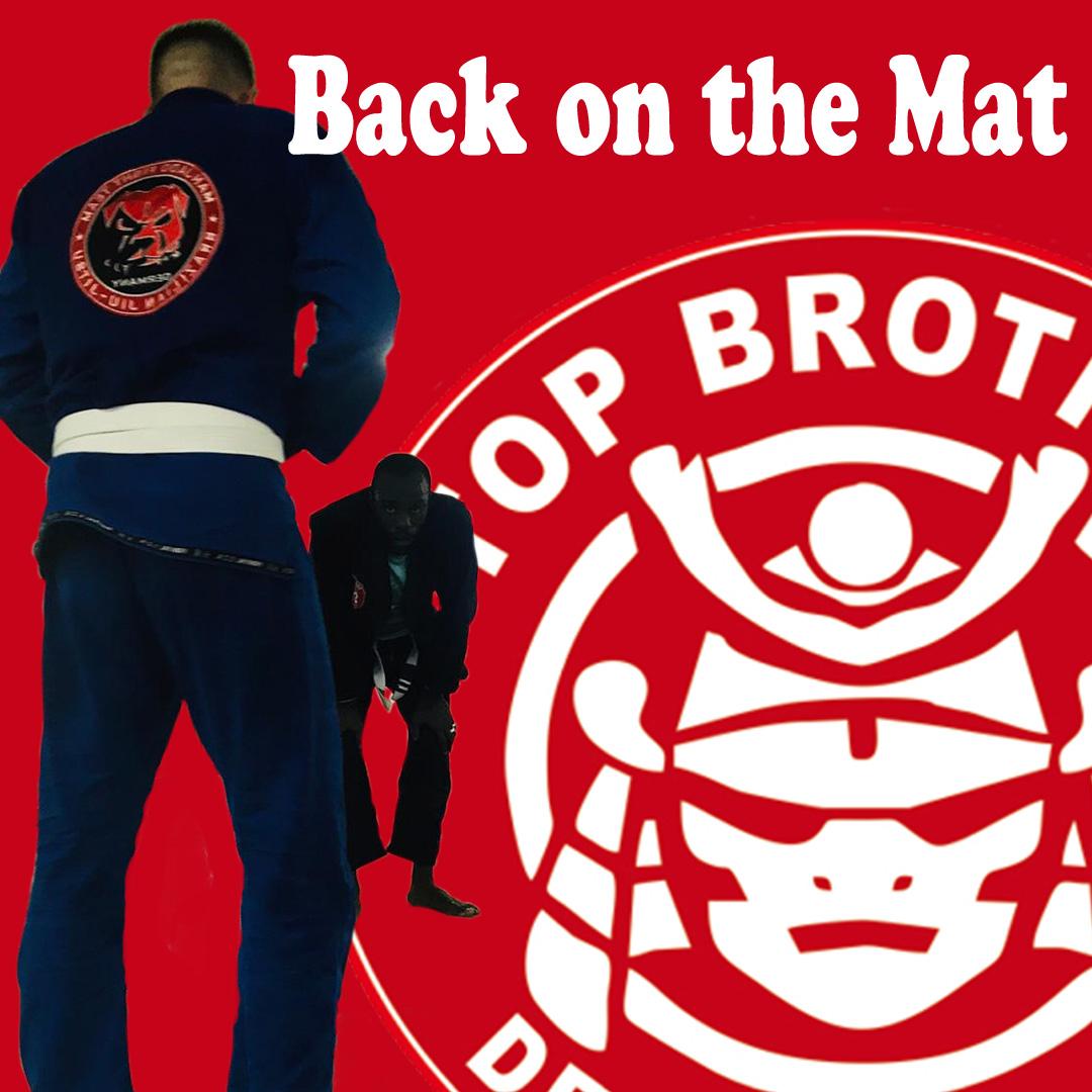 Back on the Mat – gemeinsames Training unter Auflagen wieder möglich!