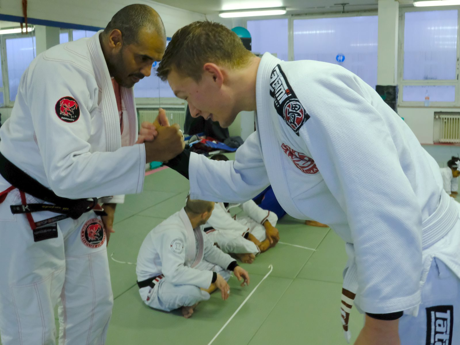 BJJ, Essen, Grappling, Rollen, Brazilian Jiu Jitsu, Ruhrgebiet, MMA